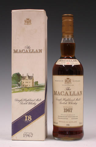 The Macallan-18 year-old-1967