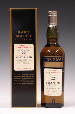Port Ellen-22 year old-1978