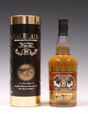 Balblair-26 year old-1979