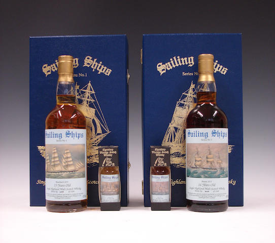 Balvenie-15 year old-1974Caperdonich-16 year old-1972