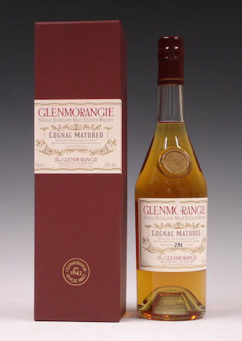 Glenmorangie Cognac Matured