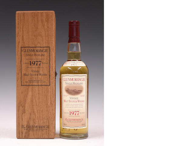 Glenmorangie-21 year old-1977 (2)