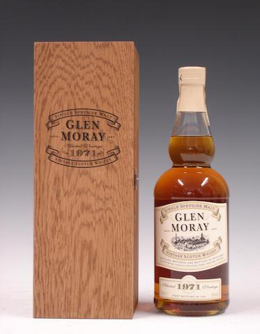 Glen Moray Vintage-28 year old-1971