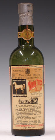 White Horse-Bottled 1950