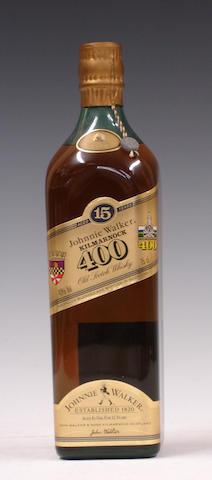 Johnnie Walker Kilmarnock 400-15 year old