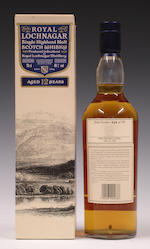 Royal Lochnagar 150th Anniversary-12 year old