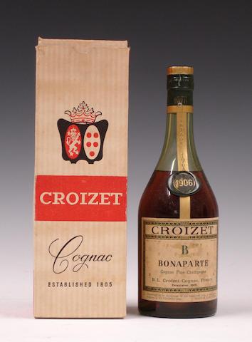 Croizet Bonaparte Fine Champagne-Vintage 1906