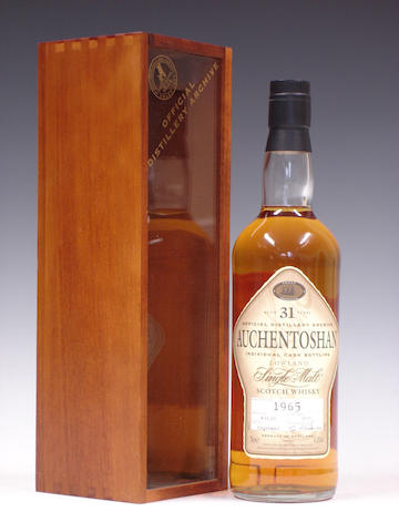 Auchentoshan-31 year old-1965