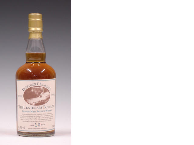 Dufftown Glenlivet Centenary-20 year old