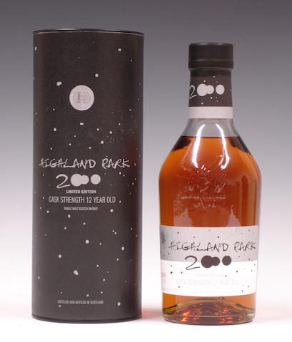 Highland Park 2000-12 year old