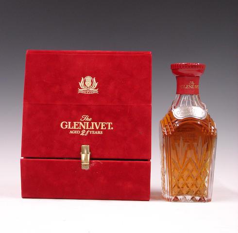 The Glenlivet-21 year old