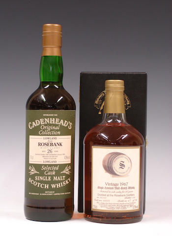 Rosebank-26 year old-1967Rosebank-26 year old-1967