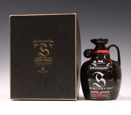 Springbank-12 year old