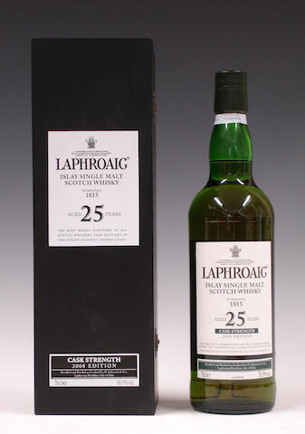 Laphroaig-25 year old