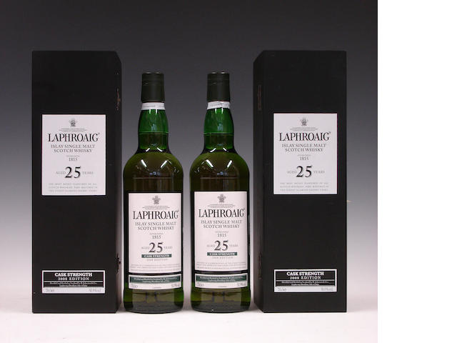 Laphroaig-25 year old (2)