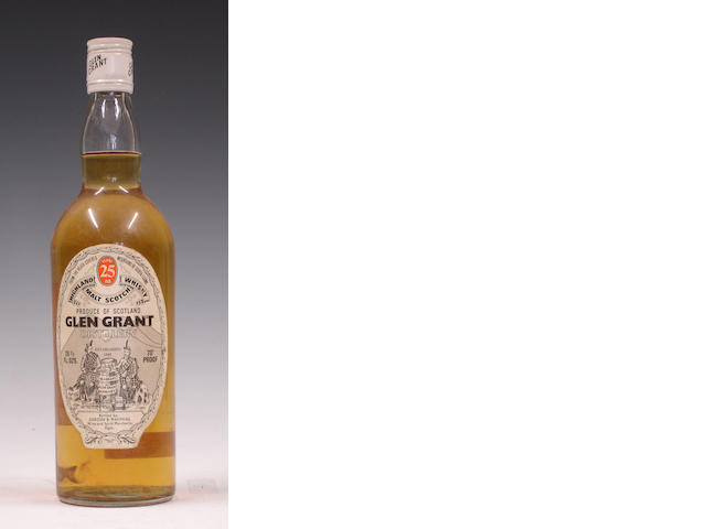 Glen Grant-25 year old