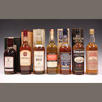 Single malts comprising (6):