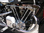 1929 Brough Superior Overhead 680 Frame no. J 926 Engine no. GTOY/S 65653