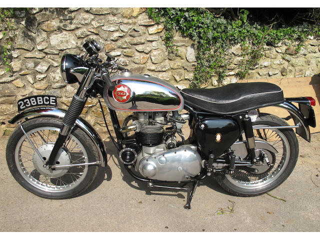 1962 BSA Rocket GS,