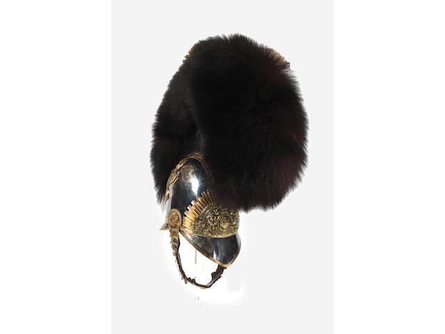 Household Cavalry 1817-1832 Pattern Helmet