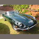 1969 Jaguar Series II E-Type,