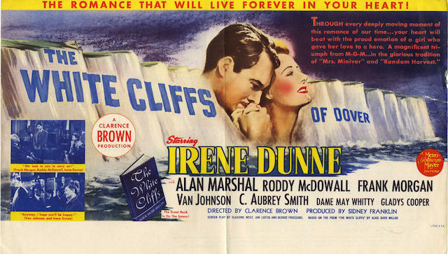 A collection of approximately fifty 1940's Drama, War, Film Noir and Romance film related heralds,  titles including:approximately 50