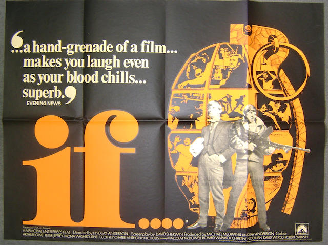 If....,  Paramount Pictures, 1968,
