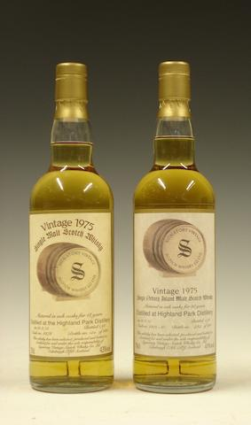 Highland Park-18 year old-1975Highland Park-20 year old-1975