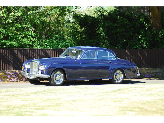 1963 Bentley S3 Continental Four-Door Saloon  Chassis no. BC76XA Engine no. 38ABC