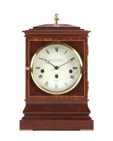 Bonhams Three Modern Mantel Clocks All Sold With Winders