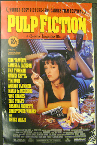 Pulp Fiction,  Miramax, 1994,