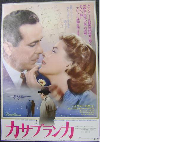 Casablanca,  Warner Bros., 1942 (re-release 1974),