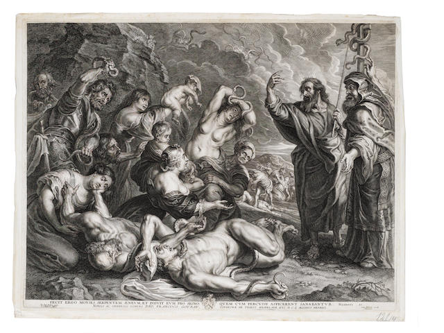 Collection of Old Master prints after Rubens