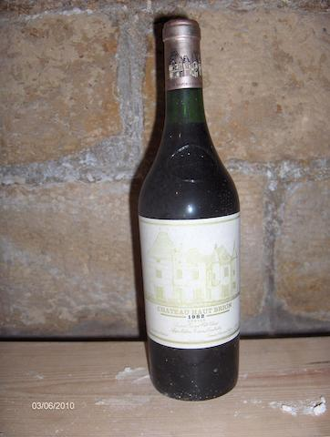 Chateau Haut Brion 1982 (12)