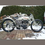 1918 Harley Davidson Model J Brooklands Special,