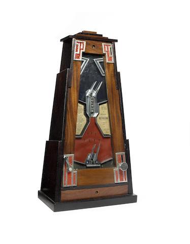 A rare Bryans 'Retreeva' machine, circa 1946,