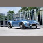 1989 AC Cobra Replica,
