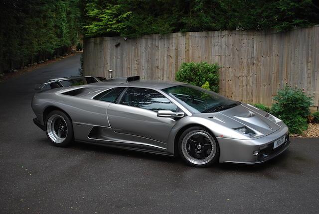 2000 Lamborghini Diablo GT,