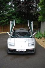 One owner, c.10,000 kilometres from new,2000 Lamborghini Diablo GT Coupé  Chassis no. ZA9DE21A0YLA12506 Engine no. 12508