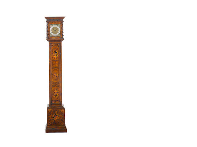 An Edward East reproduction clock
