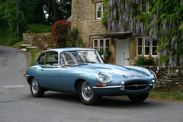 1966 Jaguar E-Type Series I 4.2-Litre 2 2 Coupé  Chassis no. 1E50327 Engine no. 7E51834-9