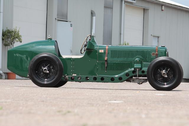1928/34 Riley Brooklands 9hp Bob Gerard Monoposto Special  Chassis no. 8052