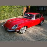 1966 Jaguar E-Type Series I 4.2 2 2 Automatic,