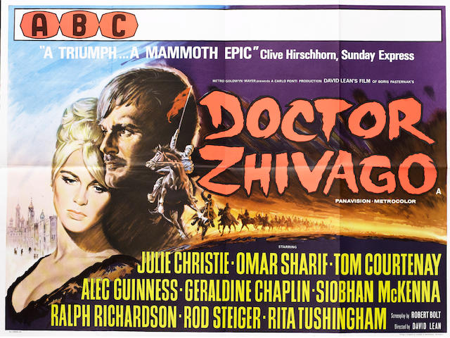 A collection of U.K. Quad film posters,  majority 1960s, titles including;45 posters