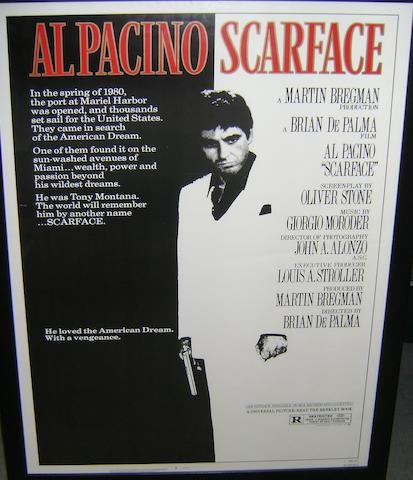 Scarface,   Universal Pictures, 1983,