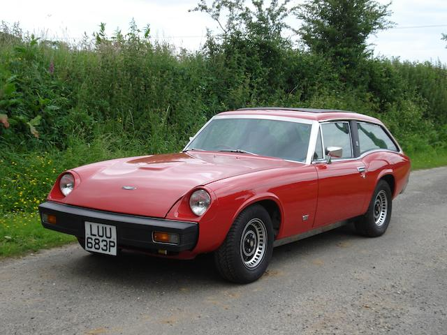1975 Jensen GT Sports Hatchback  Chassis no. 30011 Engine no. A74.12.11689