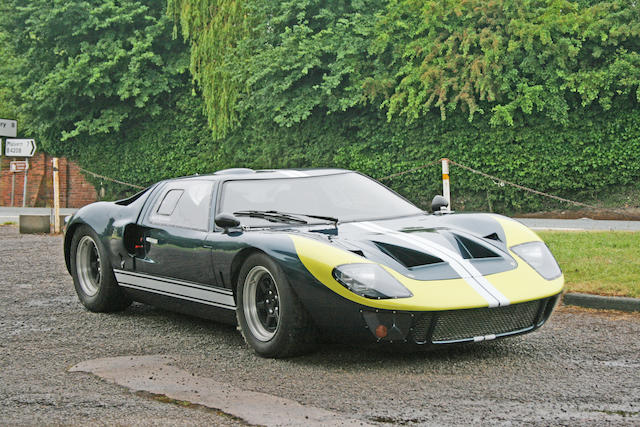 1992 Mallock GT40 Coupé  Chassis no. RMLGT40/04 Engine no. AF002