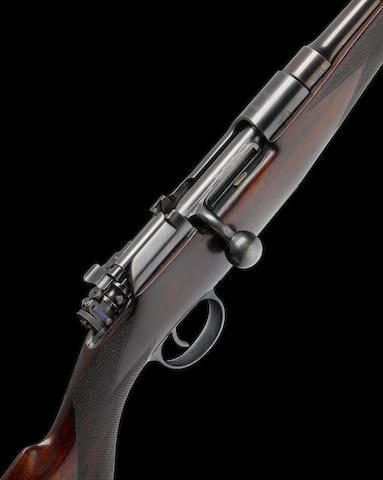 A fine 6.5mm 'Modell 1903' sporting rifle by Steyr, no. B5386/2805A