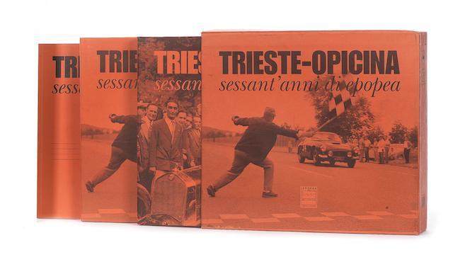 A Legenda Publication: Trieste-Opicina - Sessant'Anni di Epopea;