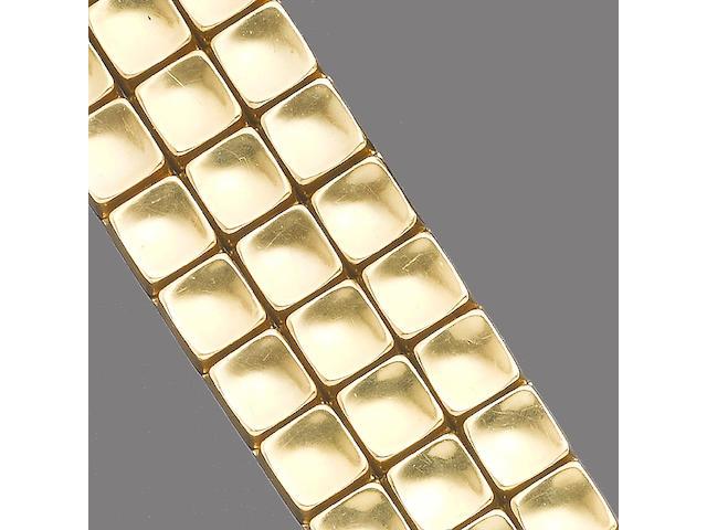 A bracelet,